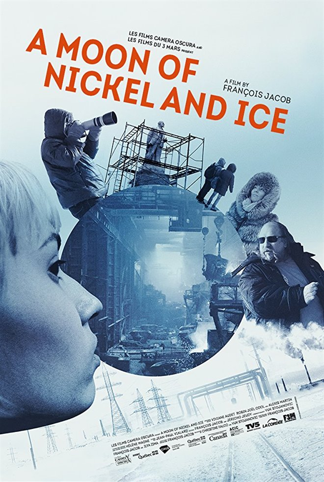A Moon of Nickel and Ice Large Poster