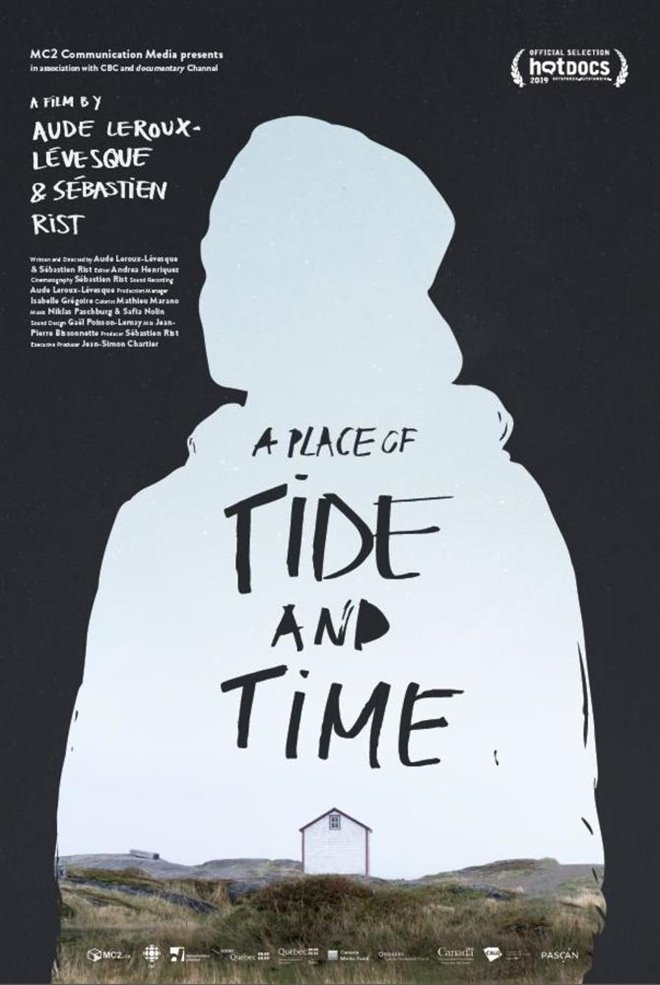 A Place of Tide and Time Large Poster