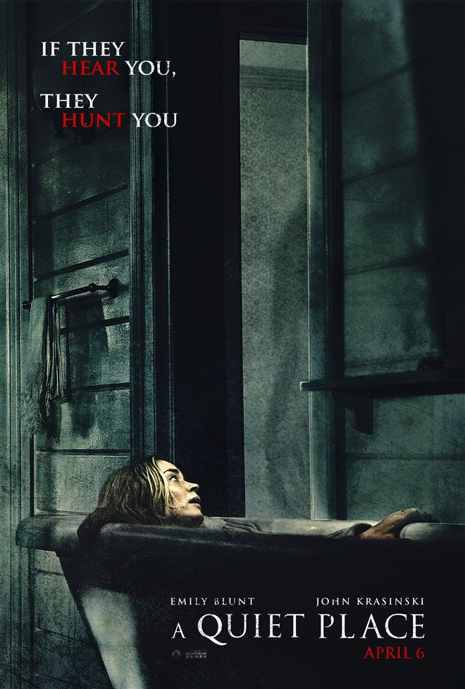 A Quiet Place Large Poster