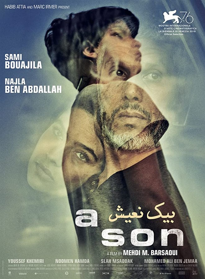 A Son Large Poster