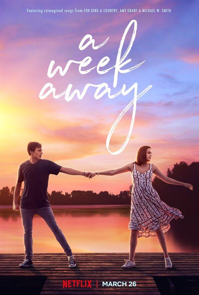 A Week Away (Netflix) Large Poster