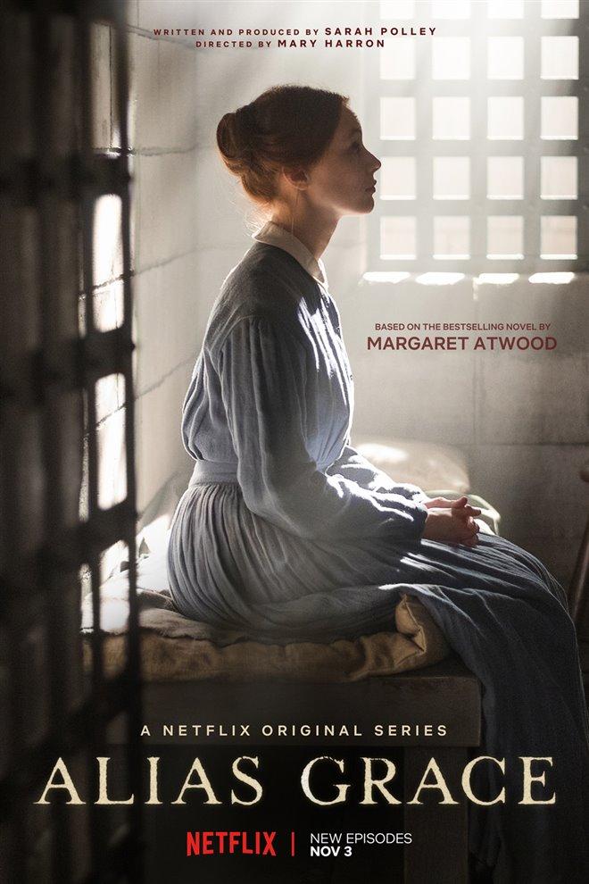 Alias Grace (Netflix) Large Poster