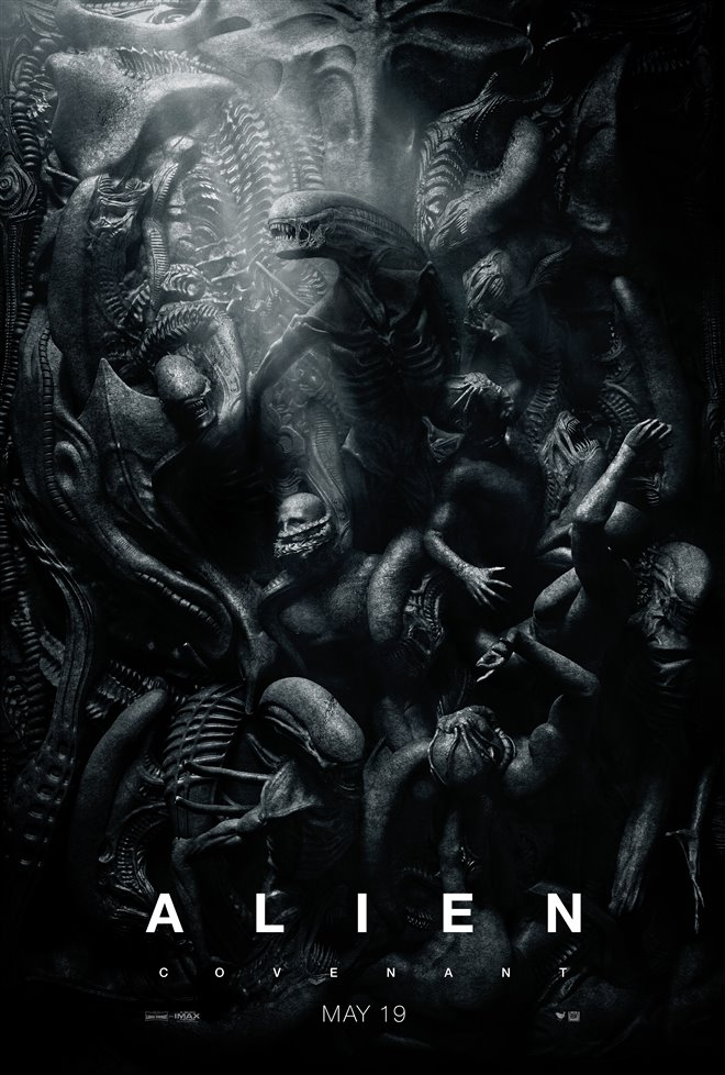 Alien: Covenant Large Poster