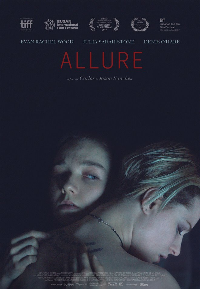 Allure Large Poster