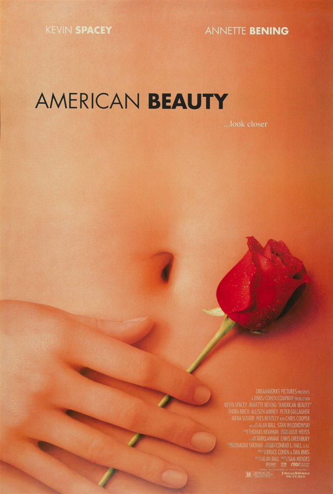 American Beauty Large Poster