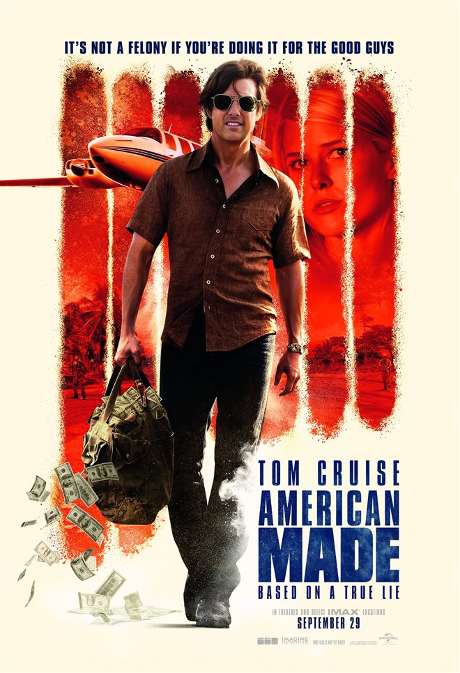 American Made Large Poster
