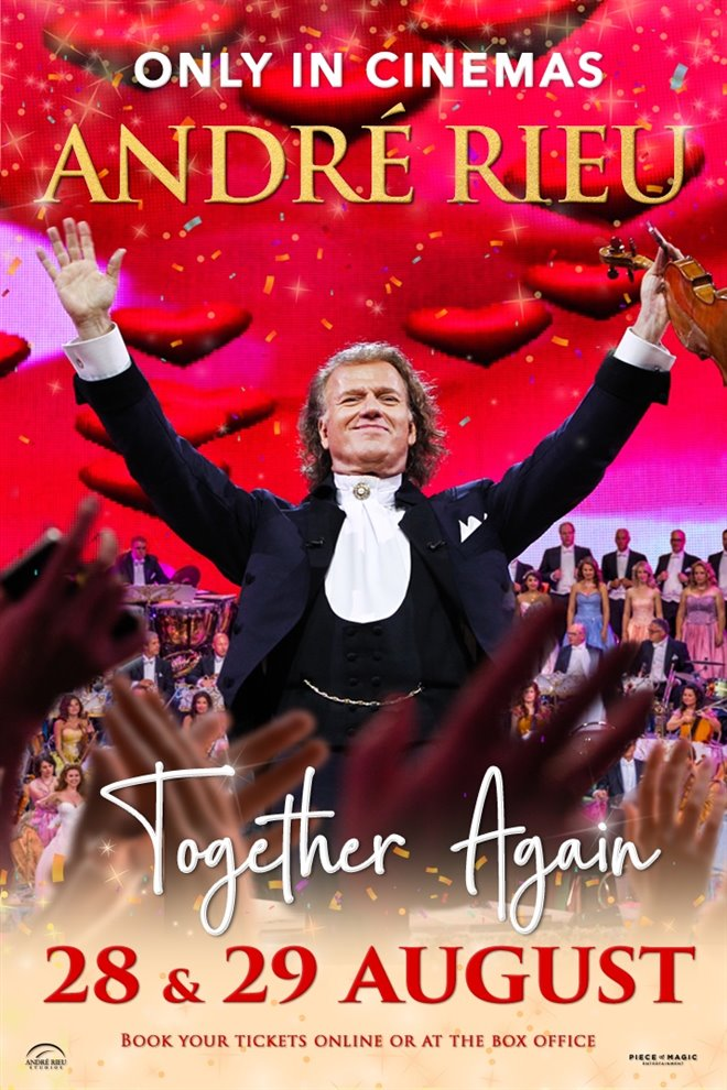 André Rieu: Together Again Large Poster