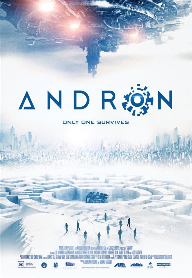 Andron Large Poster