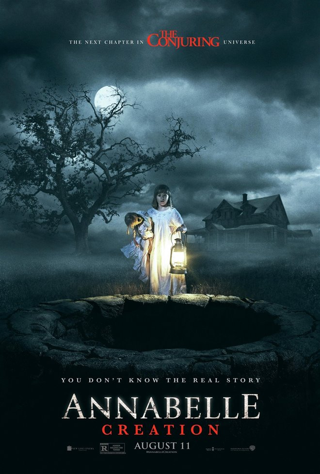 Annabelle 2 Large Poster