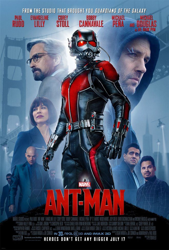 Ant-Man Large Poster