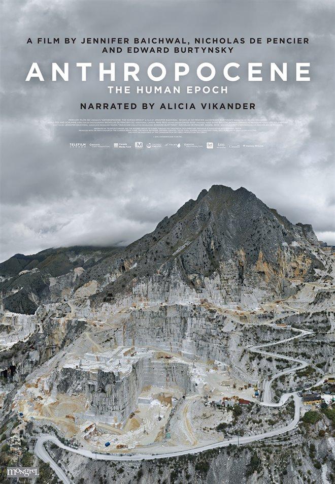 Anthropocene: The Human Epoch Large Poster