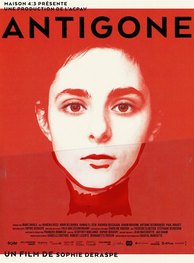Antigone Large Poster