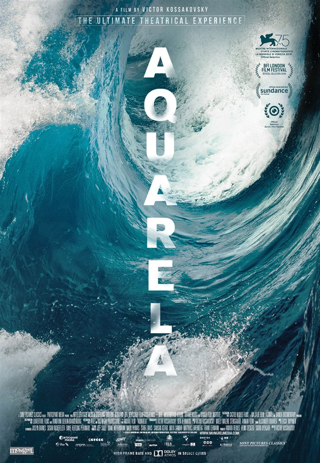 Aquarela Large Poster