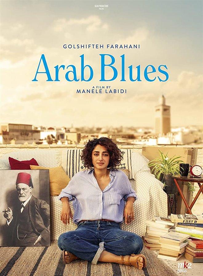 Arab Blues Large Poster