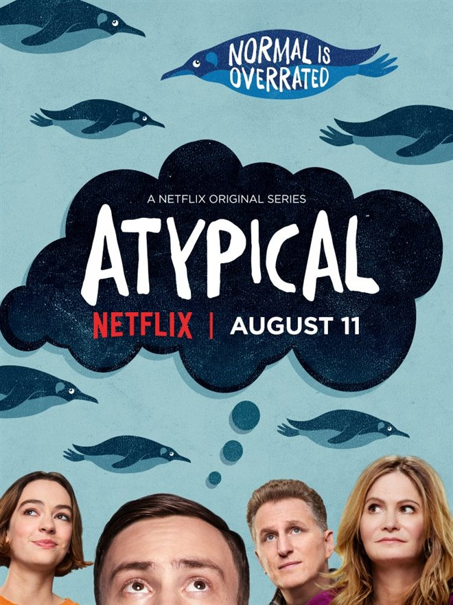 Atypical (Netflix) Large Poster
