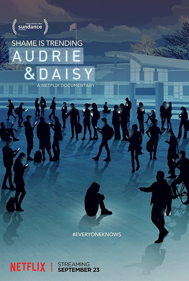 Audrie & Daisy (Netflix) Large Poster