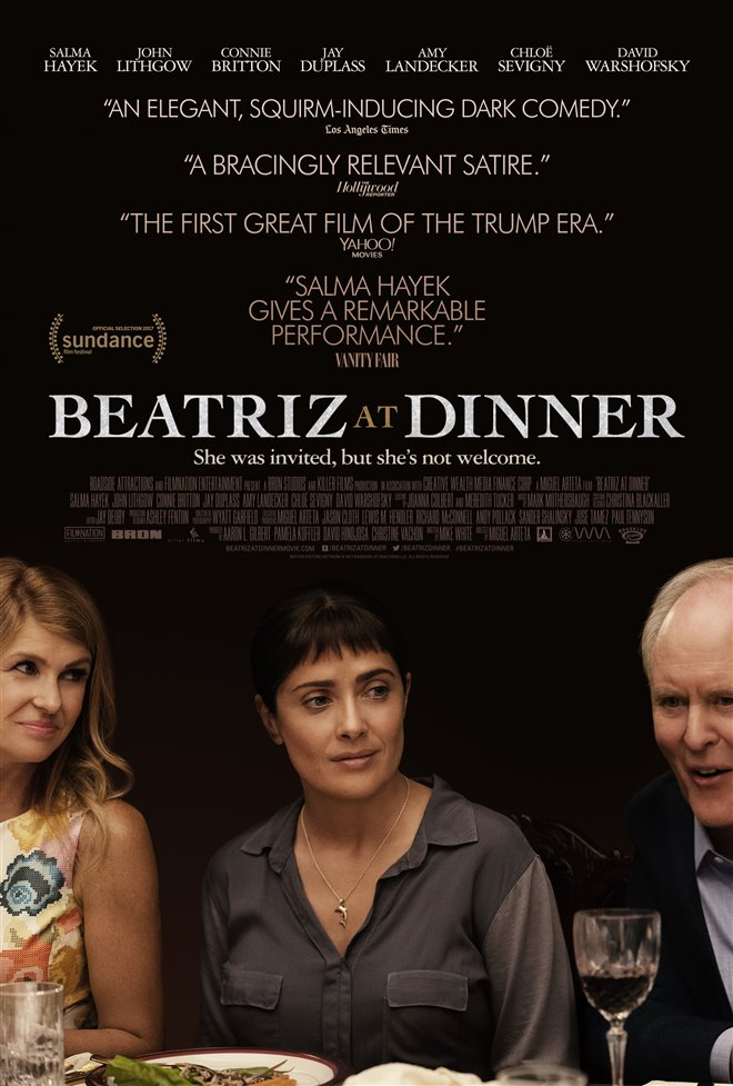 Beatriz at Dinner Large Poster