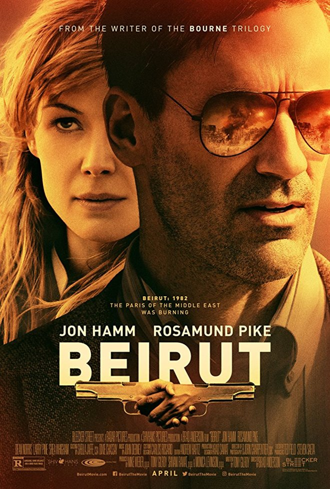 Beirut Large Poster