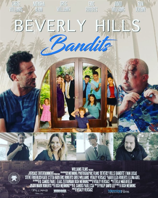 Beverly Hills Bandits Large Poster