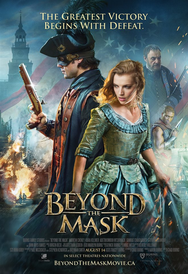 Beyond the Mask Large Poster