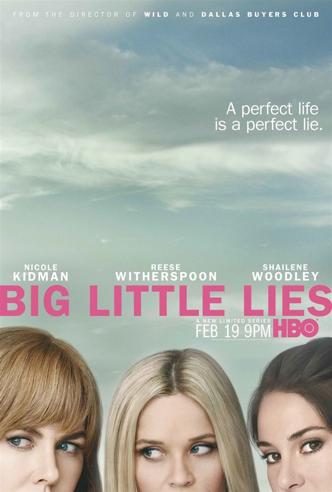Big Little Lies (HBO) Large Poster