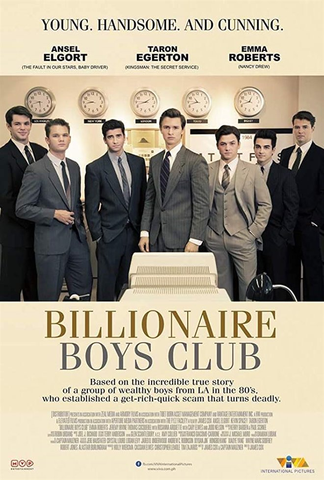 Billionaire Boys Club Large Poster