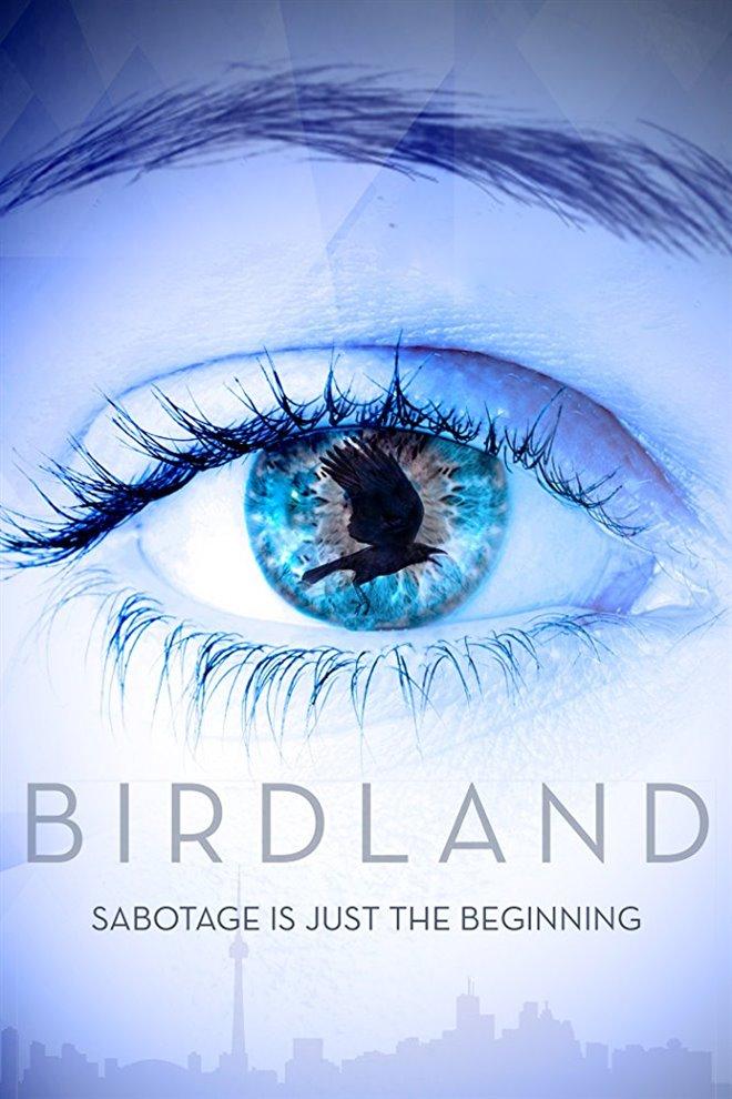 Birdland Large Poster