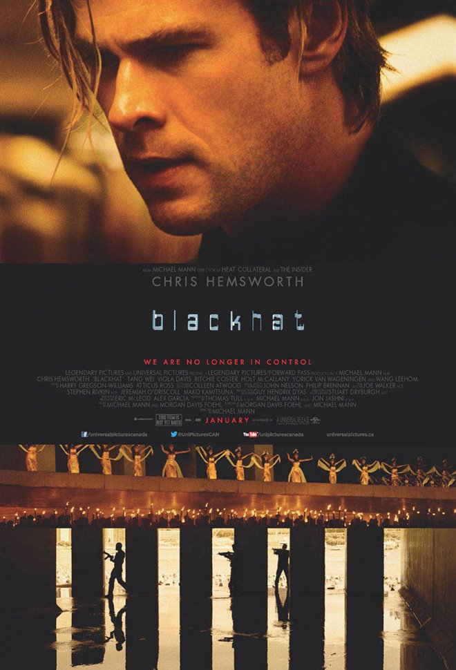 Blackhat Large Poster
