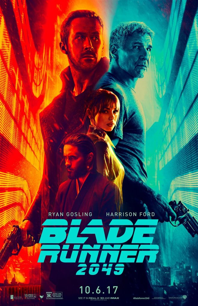 Blade Runner 2049 Large Poster