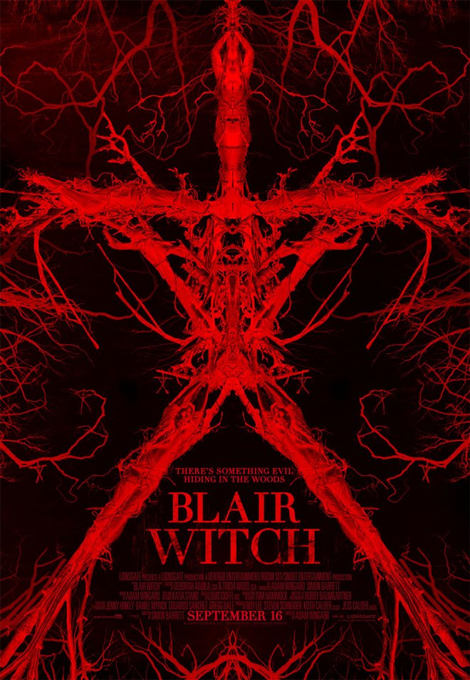 Blair Witch Large Poster