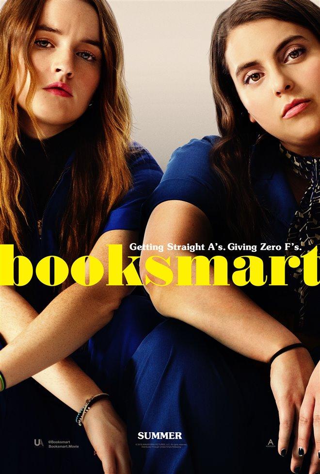 Booksmart Large Poster