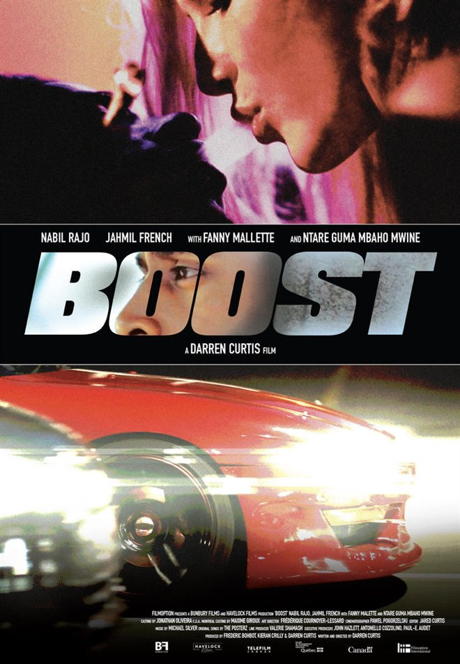 Boost Large Poster