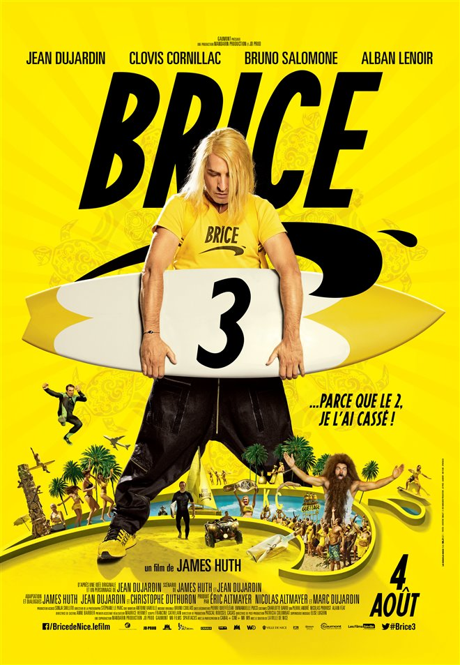 Brice 3 Large Poster