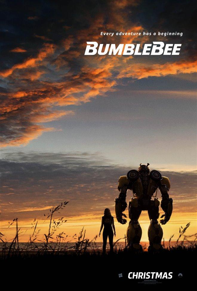 Bumblebee Large Poster