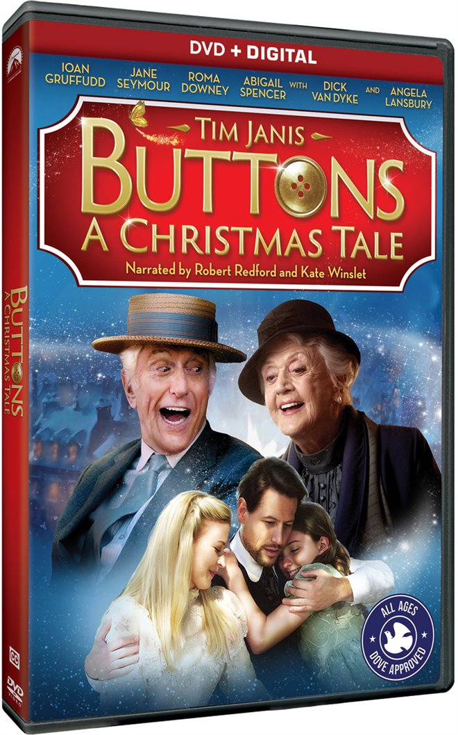 Buttons: A Christmas Tale Large Poster