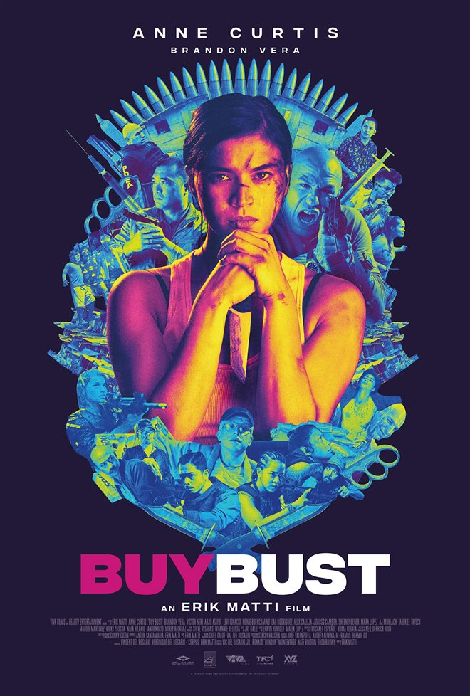 BuyBust Large Poster