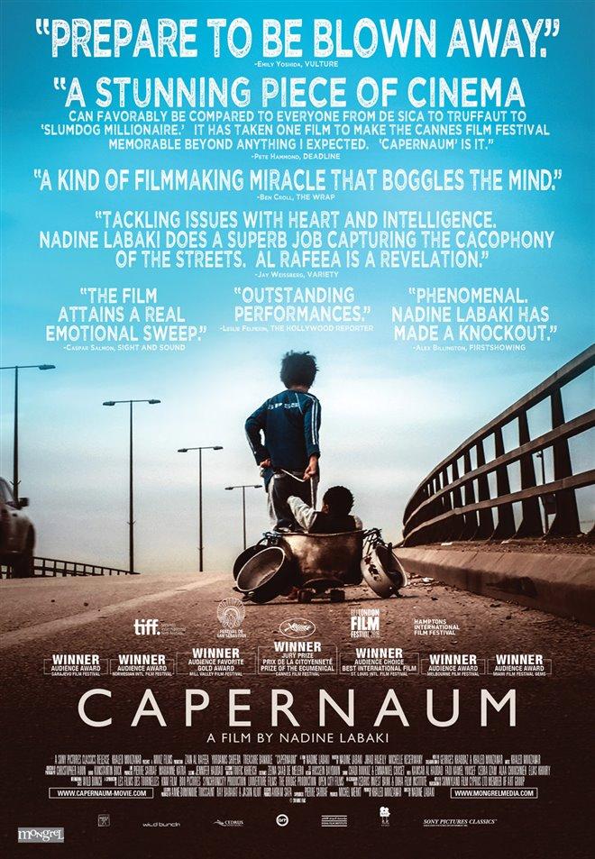 Capernaum Large Poster