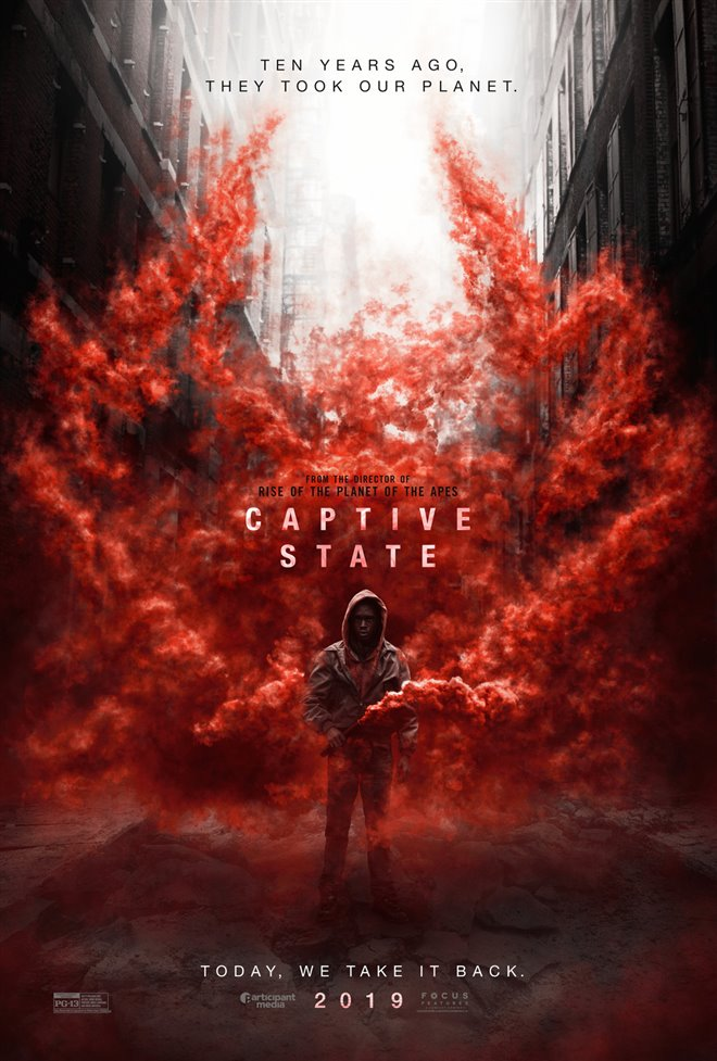 Captive State Large Poster