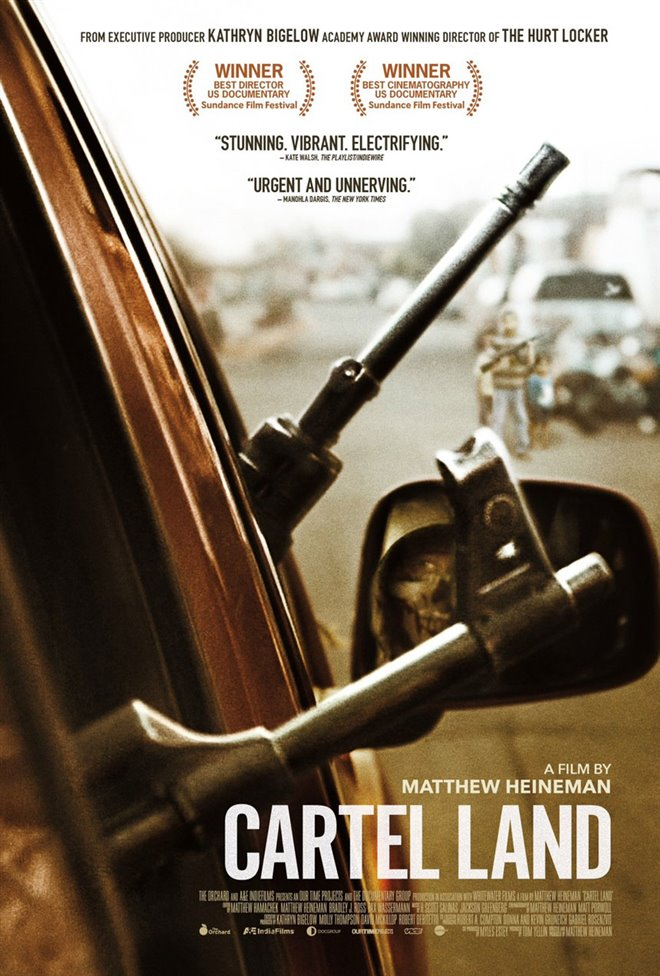 Cartel Land Large Poster