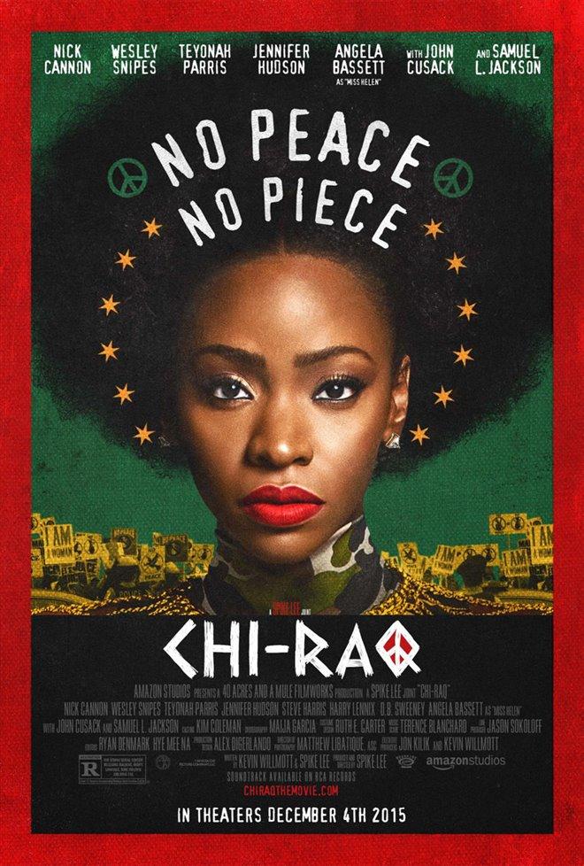 Chi-Raq Large Poster