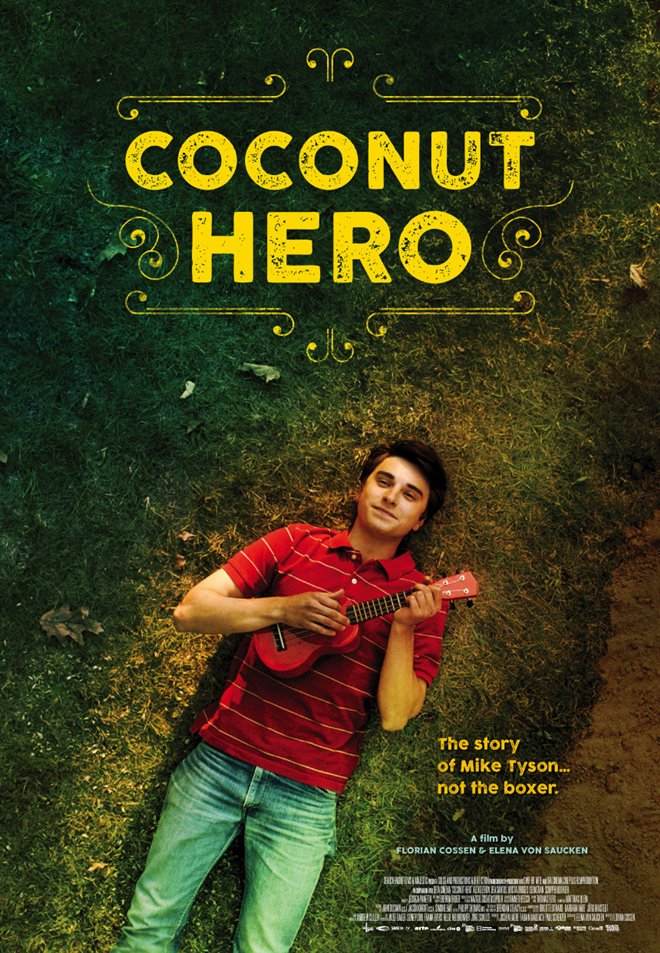 Coconut Hero Large Poster