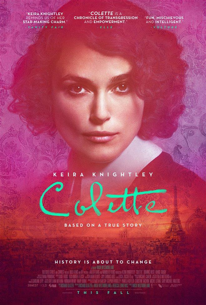 Colette Large Poster