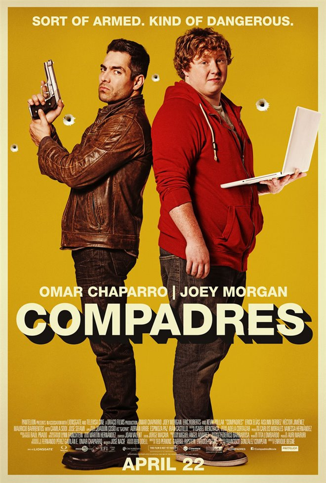 Compadres Large Poster