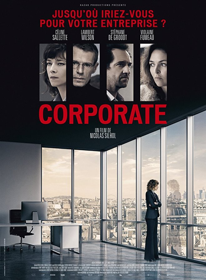 Corporate Large Poster