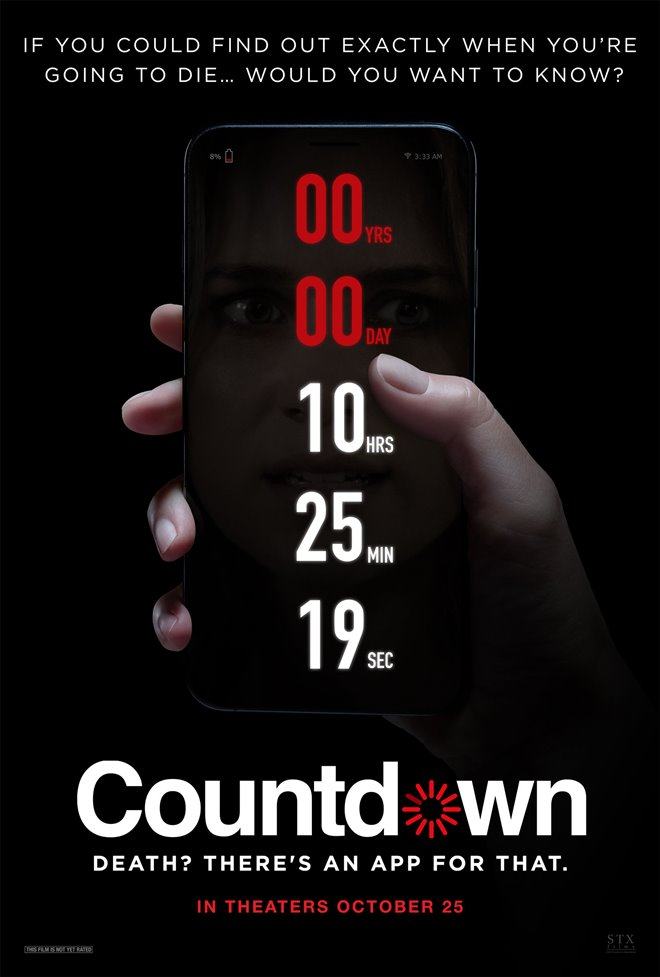 Countdown Large Poster