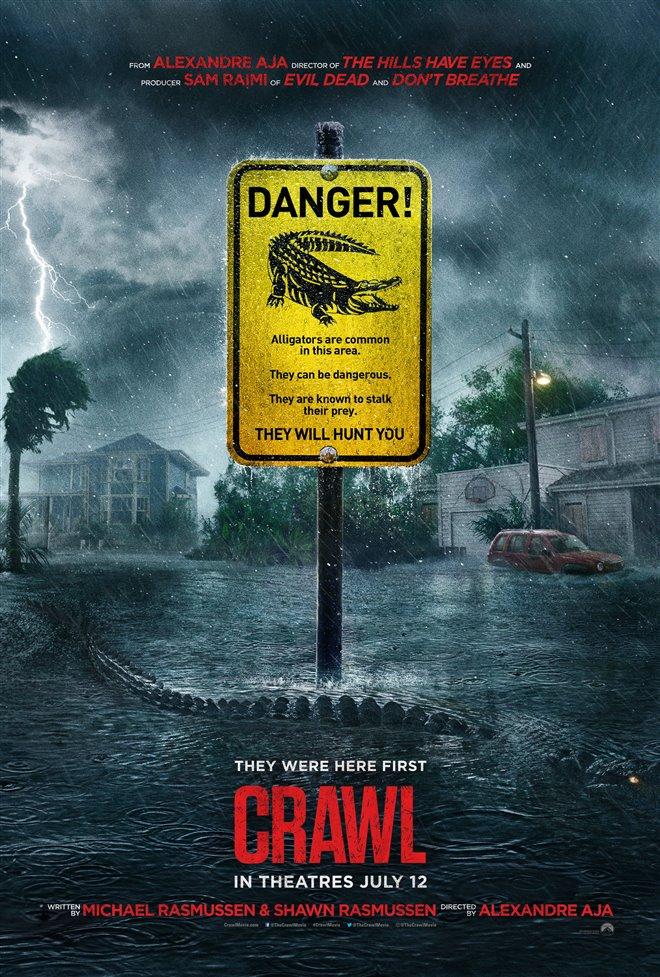 Crawl Large Poster
