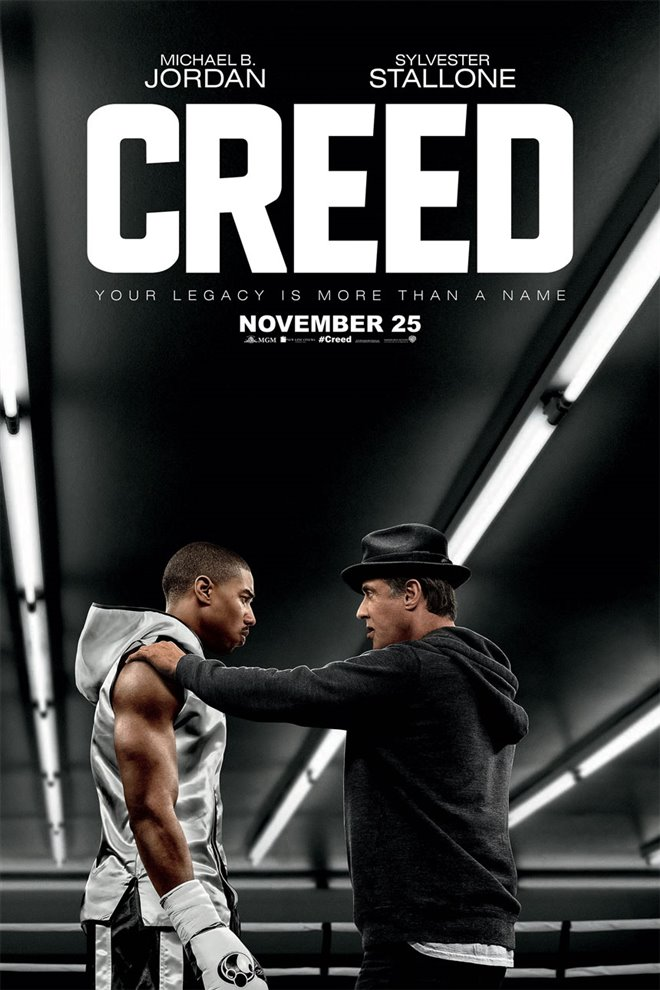 Creed Large Poster