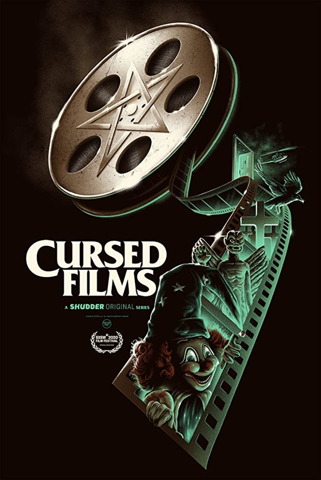 Cursed Films Large Poster
