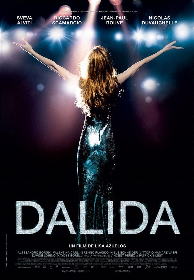 Dalida Large Poster