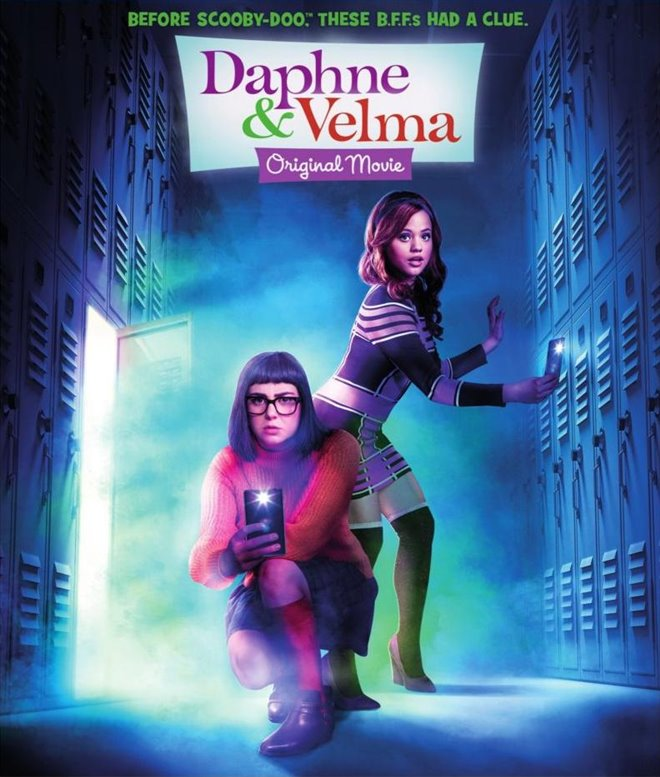 Daphne & Velma Large Poster